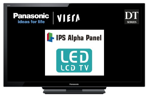 Panasonic DT30 3D LED TV Review