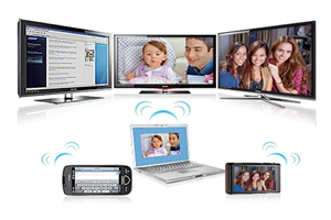 Samsung DLNA
