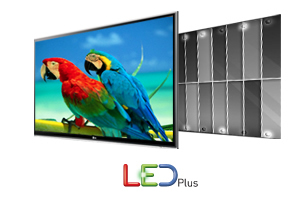 LG Full LED TV Plus