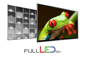 LG Full LED TV Slim