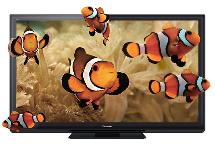 Panasonic Viera TC-PST30 Plasma 3D TV Review